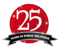 25 Years in Public Relations
