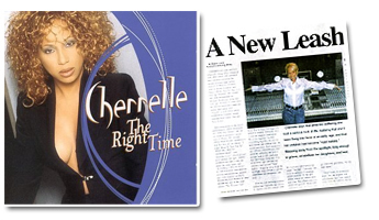 "Following Cherrelle's hiatus from the music industry,   The Write Publicist was contracted by Power Records,   when they set out to produce the singer's ""comeback   album."